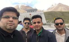 A drive to Khunjerab Pass (Roof of the World)