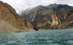 Attabad Lake- A Tragedy Turns to Beautiful Attraction